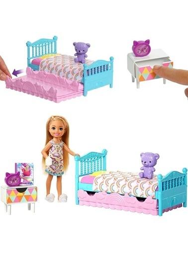 Barbie Barbie Chelsea Piknikte Oyun Setleri Renkli